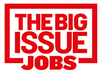 The Bigissue Jobs Footer Logo